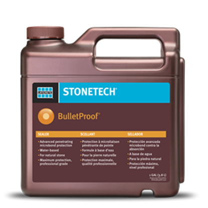 Picture of STONETECH MAXIMUM BULLET PROOF SEALER (3.785L)
