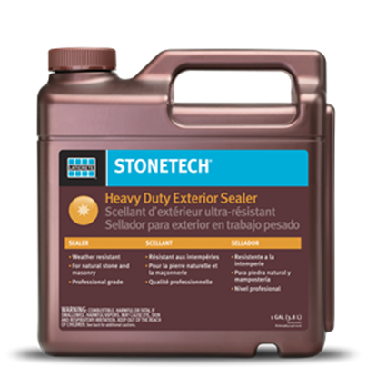Picture of STONETECH HEAVY DUTY EXTERIOR SEALER (946ML)