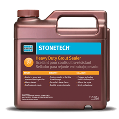 Picture of STONETECH HEAVY DUTY GROUT SEALER (946ML)