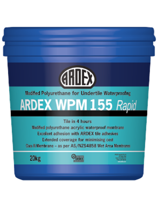Picture of WPM-155 RAPID PLUS PRE-MIX WATERPROOF (20KG)