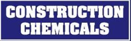 Picture for manufacturer CONSTRUCTION CHEMICALS