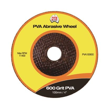 Picture of PVA ABRASIVE WHEEL